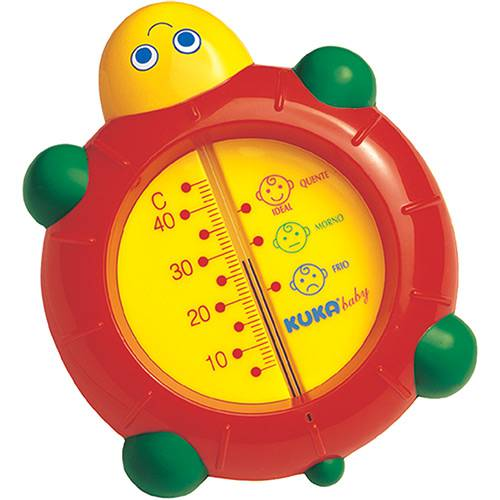 Tudo sobre 'Termômetro Tartaruga Kuka'