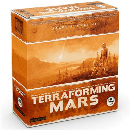 Tudo sobre 'Terraforming Mars'