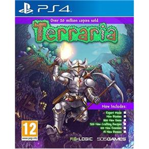Terraria Game Of The Year Edition - PS4