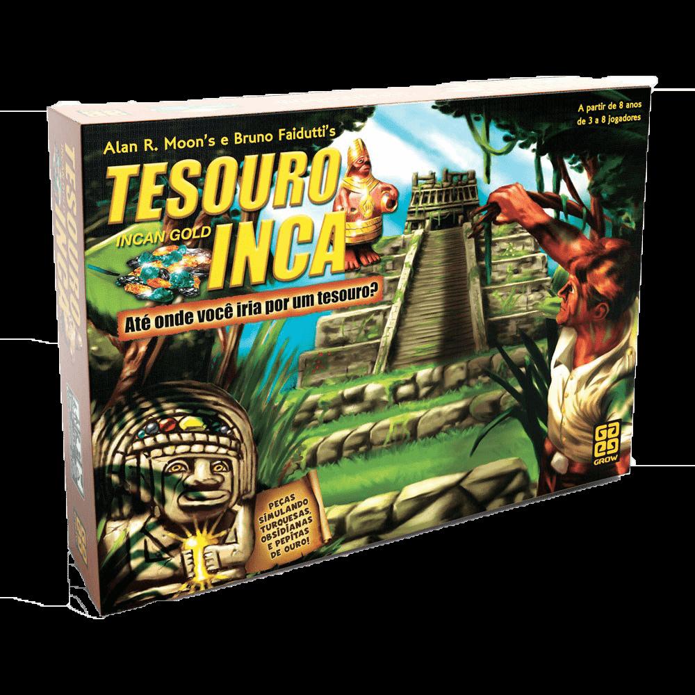 Tudo sobre 'Tesouro Inca'