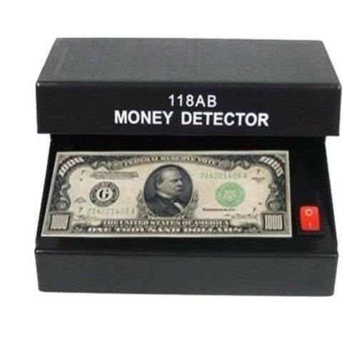 Tudo sobre 'Teste de Cédula Nota Falsa Detector Uv de Notas Falsas'