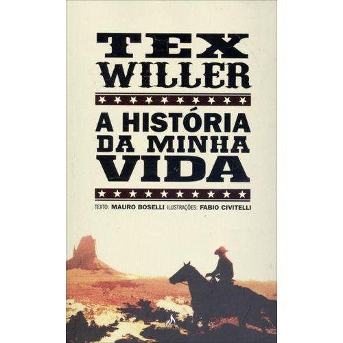 Tex Willer - a História da Minha Vida
