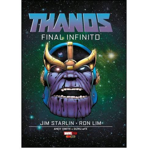 Tudo sobre 'Thanos: Final Infinito'