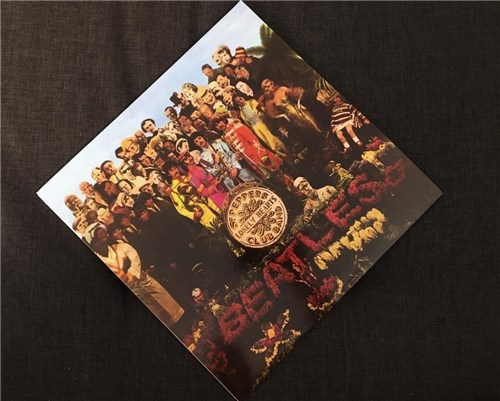 Tudo sobre 'The Beatles - Sgt.peppers Lonely Hearts Club Band Lp'