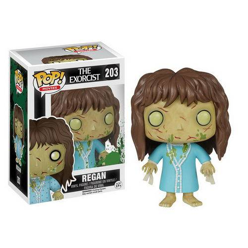Tudo sobre 'The Exorcist Regan Exorcista - Funko Pop'