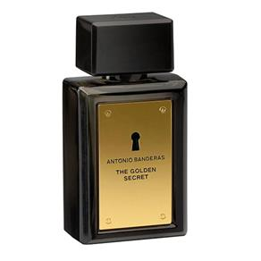 The Golden Secret Eau de Toilette Antonio Banderas - Perfume Masculino - 50ml - 50ml