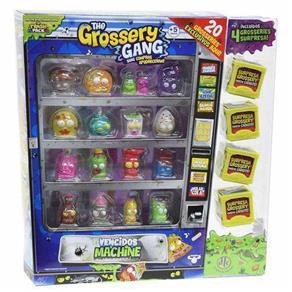 The Grossery Gang Máquina Vencidos 20 - DTC
