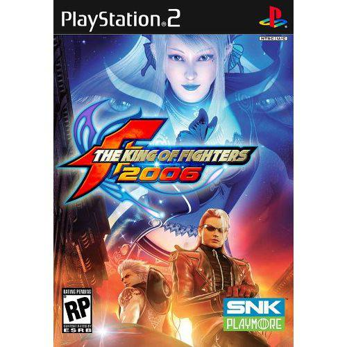 The King Of Fighters 2006 - Ps2