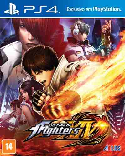 The King Of Fighters XIV - PS4 - Atlus