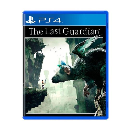 The Last Guardian - PS4 (SEMI-NOVO)