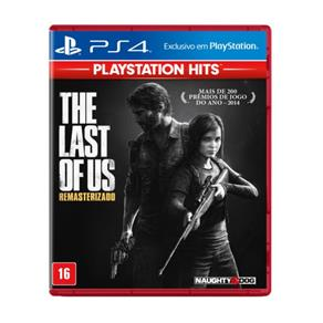 The Last Of Us Remastered Hits - PS4