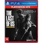 Tudo sobre 'The Last Of Us Remasterizado Hits - Ps4'