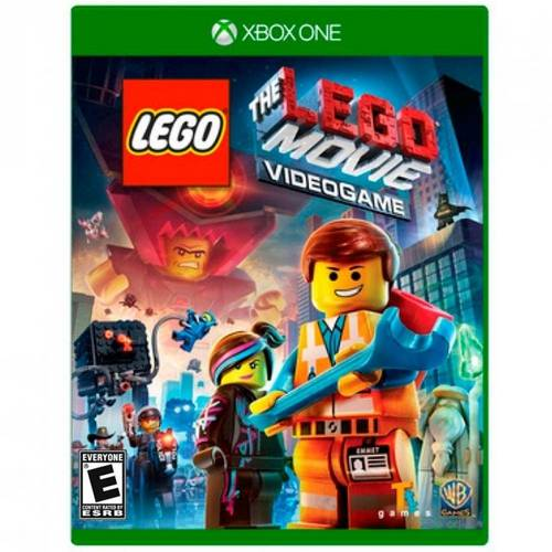 Tudo sobre 'The Lego Movie Videogame - Xbox One'