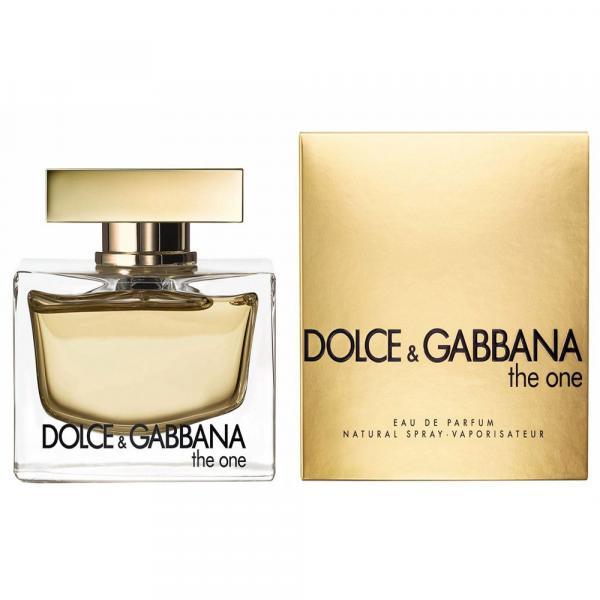 The One By Dolce Gabbana Eau de Parfum Feminino 50 Ml - Dolce Gabbana