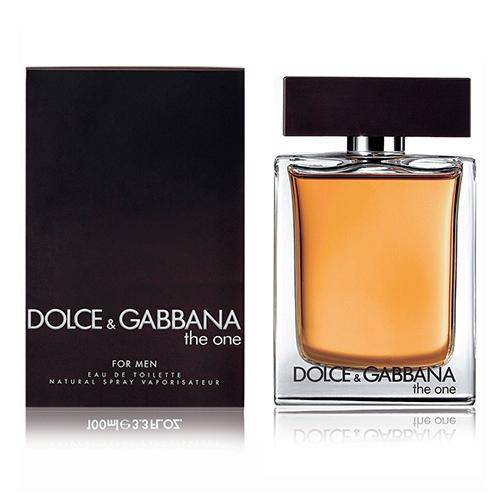 Tudo sobre 'The One Man Eau de Toilette Masculino 100ml -Dolce Gabbana'