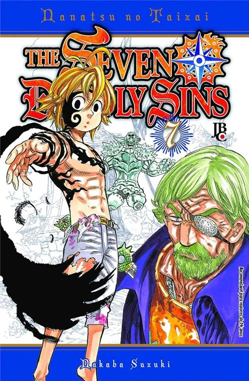 The Seven Deadly Sins #07