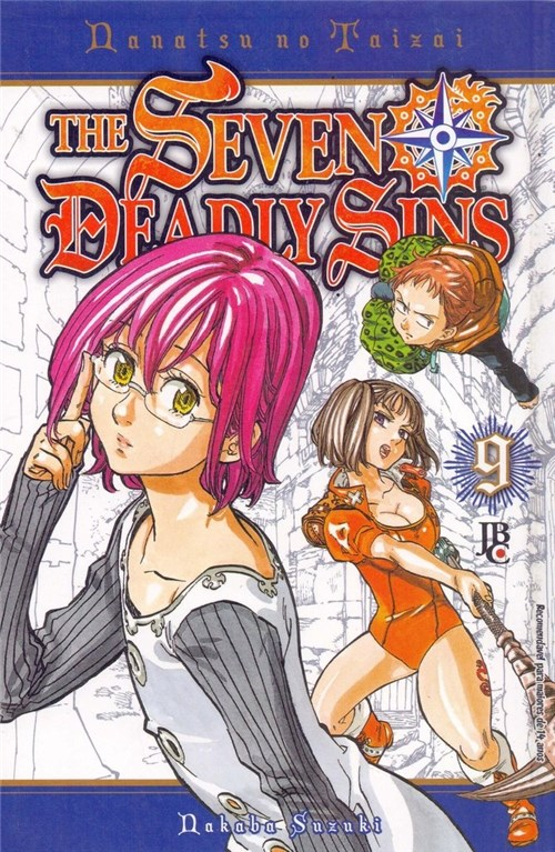 The Seven Deadly Sins #09