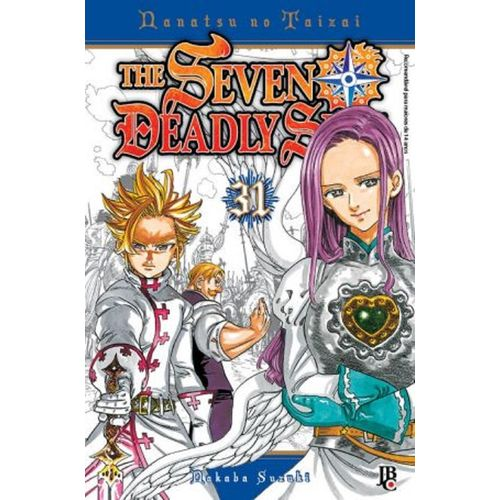 The Seven Deadly Sins 31 - Jbc