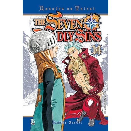 The Seven Deadly Sins 14 - Jbc
