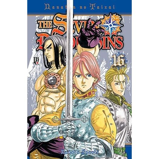 The Seven Deadly Sins 16 - Jbc