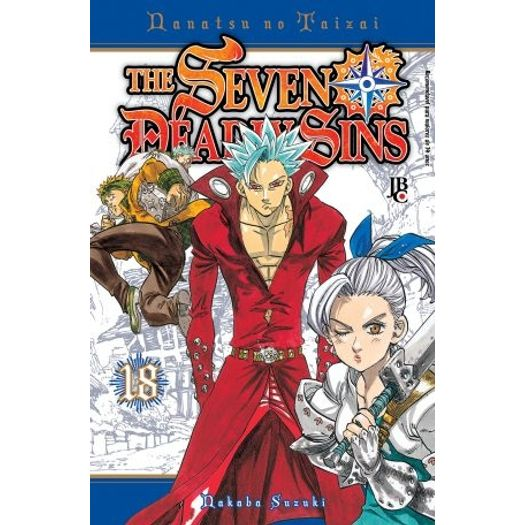 The Seven Deadly Sins 18 - Jbc