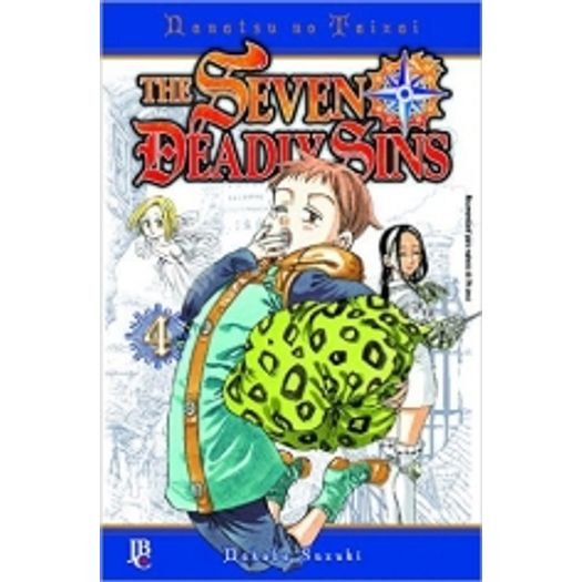 The Seven Deadly Sins 4 - Jbc