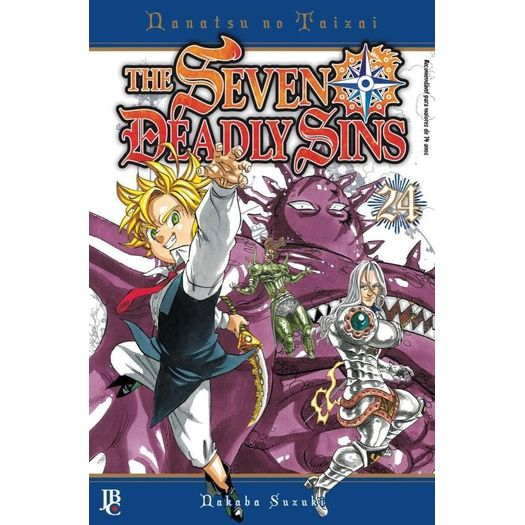 The Seven Deadly Sins 24 - Jbc
