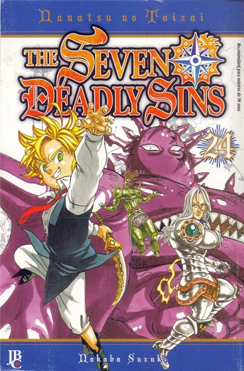 The Seven Deadly Sins #24