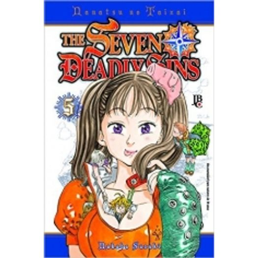 The Seven Deadly Sins 5 - Jbc