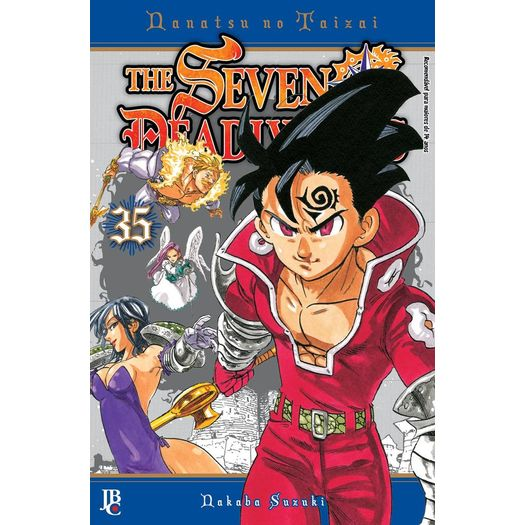The Seven Deadly Sins 35 - Jbc