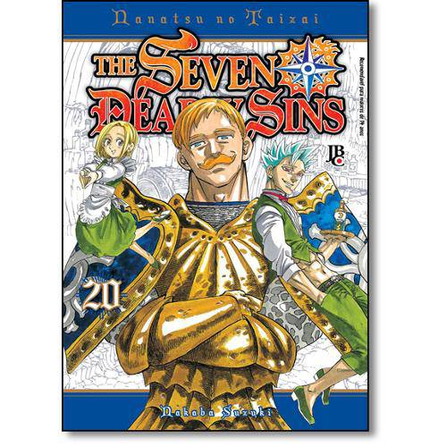 The Seven Deadly Sins: Nanatsu no Taizai - Vol.20