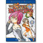 The Seven Deadly Sins: Nanatsu no Taizai - Vol.9