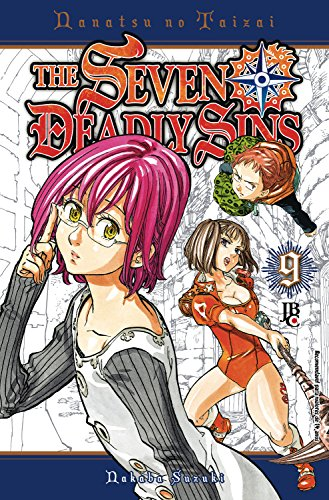 The Seven Deadly Sins Vol. 09