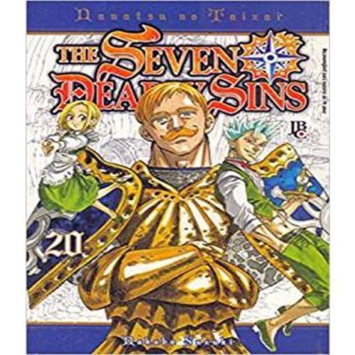 The Seven Deadly Sins - Vol 20