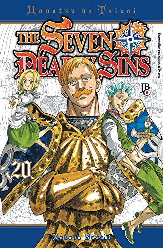 The Seven Deadly Sins Vol.20