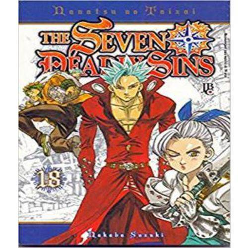 The Seven Deadly Sins - Vol 18
