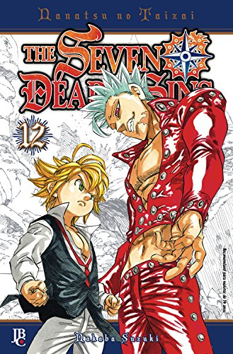 The Seven Deadly Sins Vol. 12
