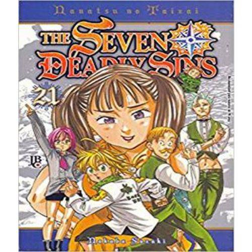 The Seven Deadly Sins - Vol 21