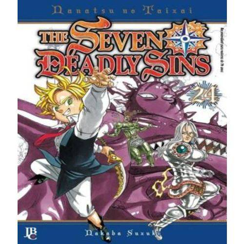 The Seven Deadly Sins - Vol 24