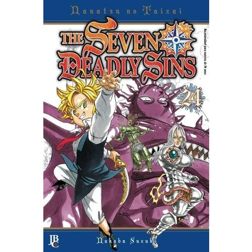 The Seven Deadly Sins - Vol. 24