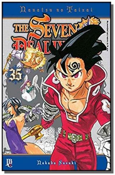 The Seven Deadly Sins - Vol. 35 - Jbc