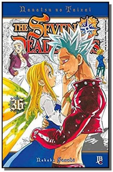 The Seven Deadly Sins - Vol. 36 - Jbc