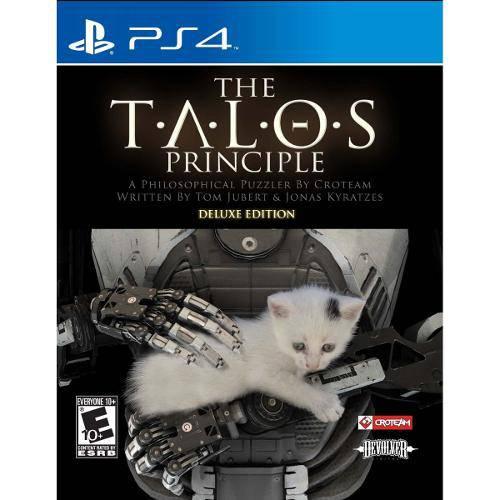 Tudo sobre 'The Talos Principle (Deluxe Edition) - Ps4'