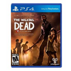 The Walking Dead: a Telltale Game Series - PS4