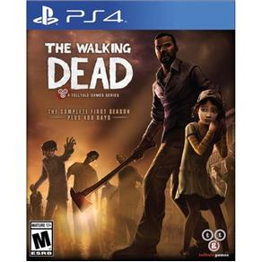 The Walking Dead: The Complete First Season - Ps4