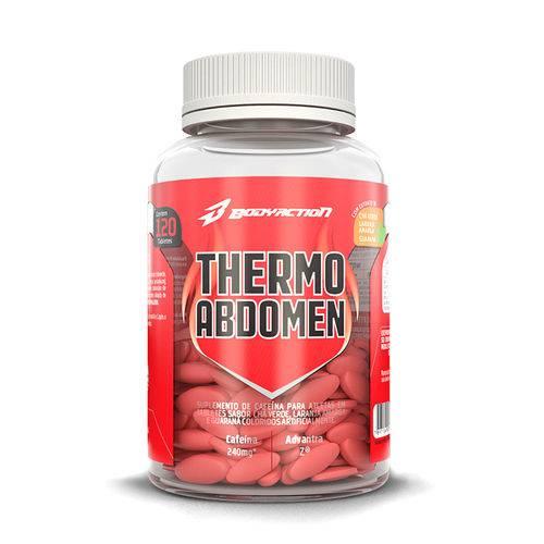 Thermo Abdomen (120 Tabletes) Body Action