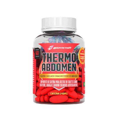 Thermo Abdomen 60 Tabletes - Body Action