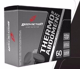 Thermo Abdomen Black - 60 Caps