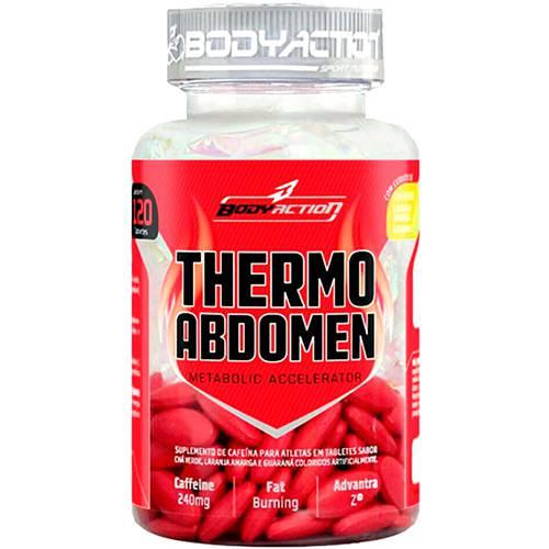Thermo Abdomen Metab Accel 120 Cápsulas - Body Action