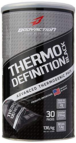 Thermo Definition Black - 30 Pack - BodyAction, BodyAction